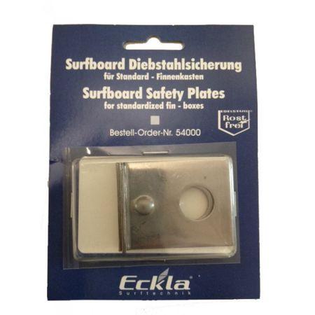 Eckla - Board Guard - Windsurf und SUP Diebstahlsicherung US-Box – Bild 1