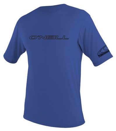 O'Neill - Basic Skin S/S Rash Tee Lycra / Rashguard pacific - UV-Shirt – Bild 1