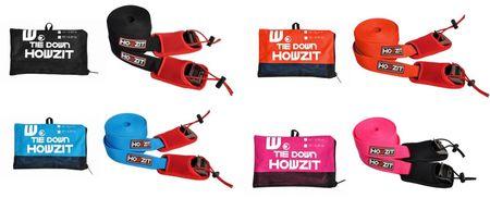 Howzit - Tie Down 3,2cm x 457cm Spanngurte – Bild 1