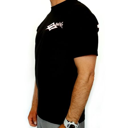 Naish - Diamond Black T-Shirt – Bild 2