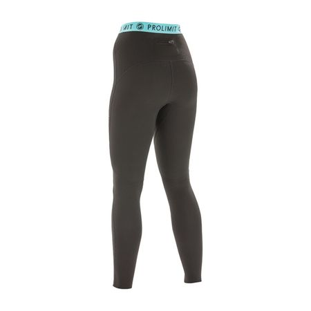 Prolimit - SUP Neo Long Pants 2mm Neoprenhosen black/aqua (Damen) – Bild 2
