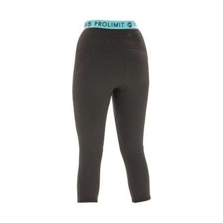 Prolimit - SUP Neo 3/4 Leg Pants  Neoprenshorts black/aqua(Damen) – Bild 2