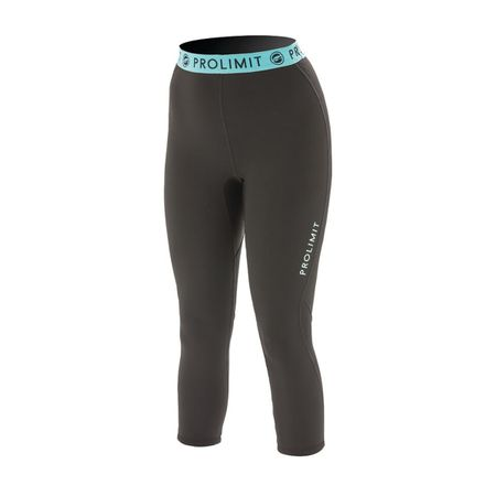 Prolimit - SUP Neo 3/4 Leg Pants  Neoprenshorts black/aqua(Damen)