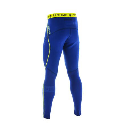 Prolimit - SUP Neo Longpants Airmax 2mm blue/yellow (Herren) – Bild 2