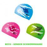 BECO - Kinder Schwimmhaube Badekappe -SeaLife- 001