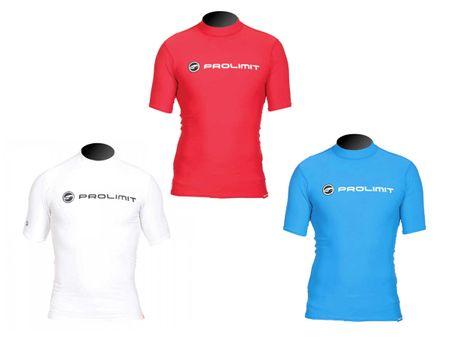 Prolimit - Rashguard/Lycra Logo (kurzarm) – Bild 1
