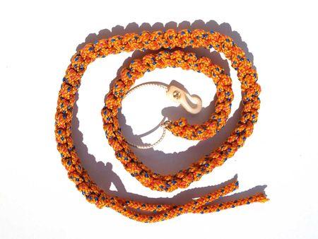 RoSu - dicke Startschot für Anfänger und große Segel  Farbe: gelb/orange