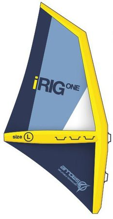 Arrows - iRig One SUP Segel S M L Inflatable  – Bild 4