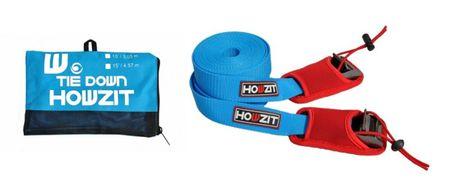 Howzit - Tie Down 3,2cm x 305cm Spanngurt – Bild 3
