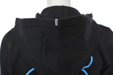 ION - Hoodie Team Mistral Edition (black)  – Bild 4