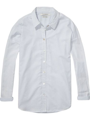 Shirt mit relaxed fit 137429