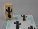 "Stempel ""Kaktus Mexiko"" 001"