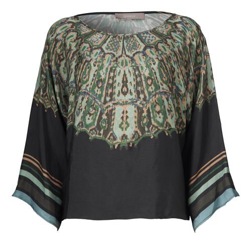 Printed Blouse 24623