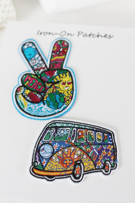 """Patches """"Flower Power"""""""