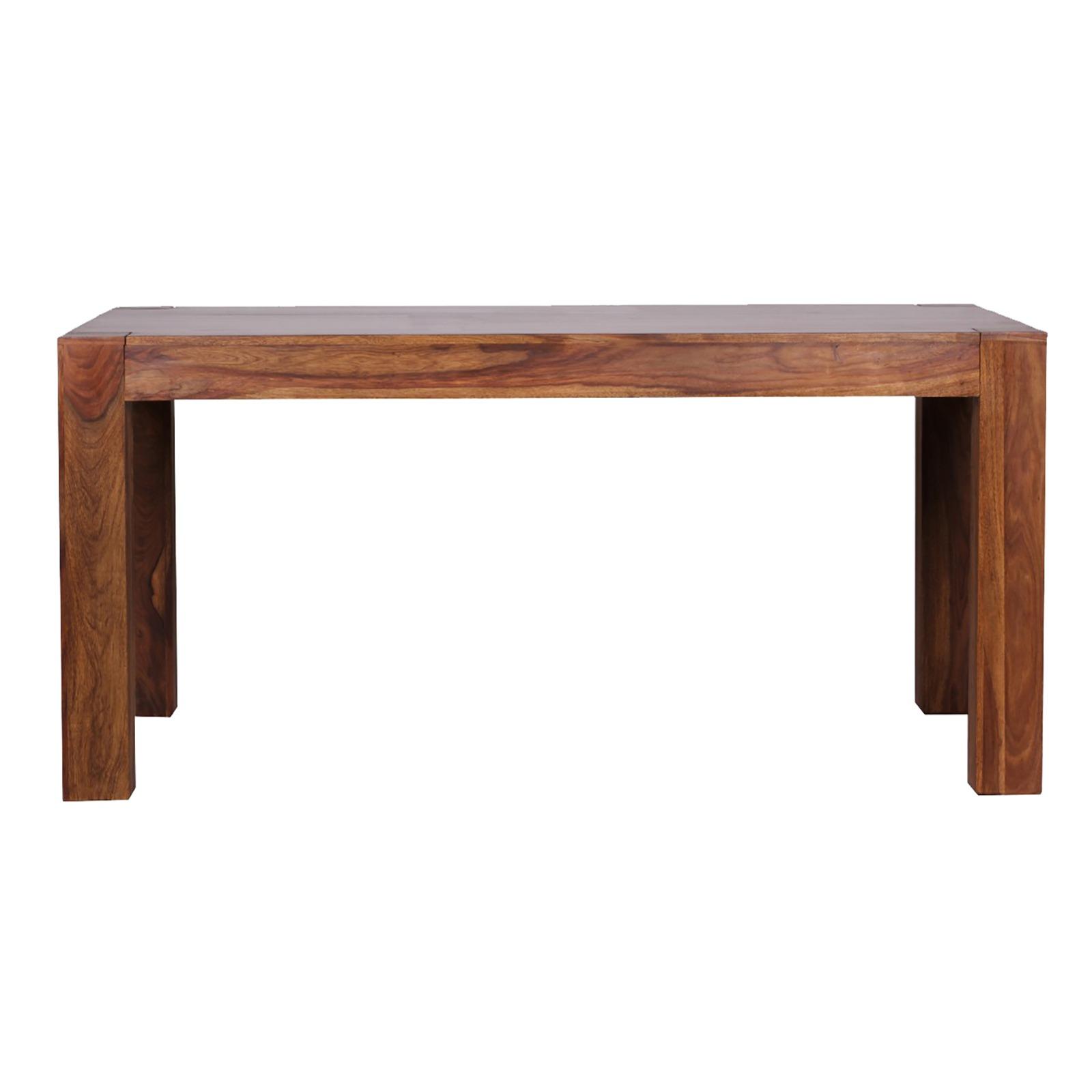 Schon Esstisch Ausziehbar Massivholz Sheesham 160 240x100x76cm Küchentisch Tisch  Holz