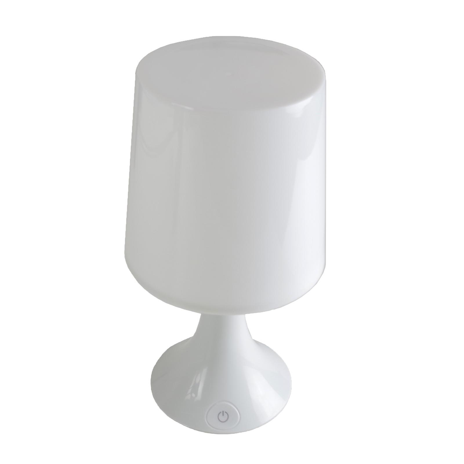 schreibtischlampe bunt 4led led licht lampe usb batterie. Black Bedroom Furniture Sets. Home Design Ideas