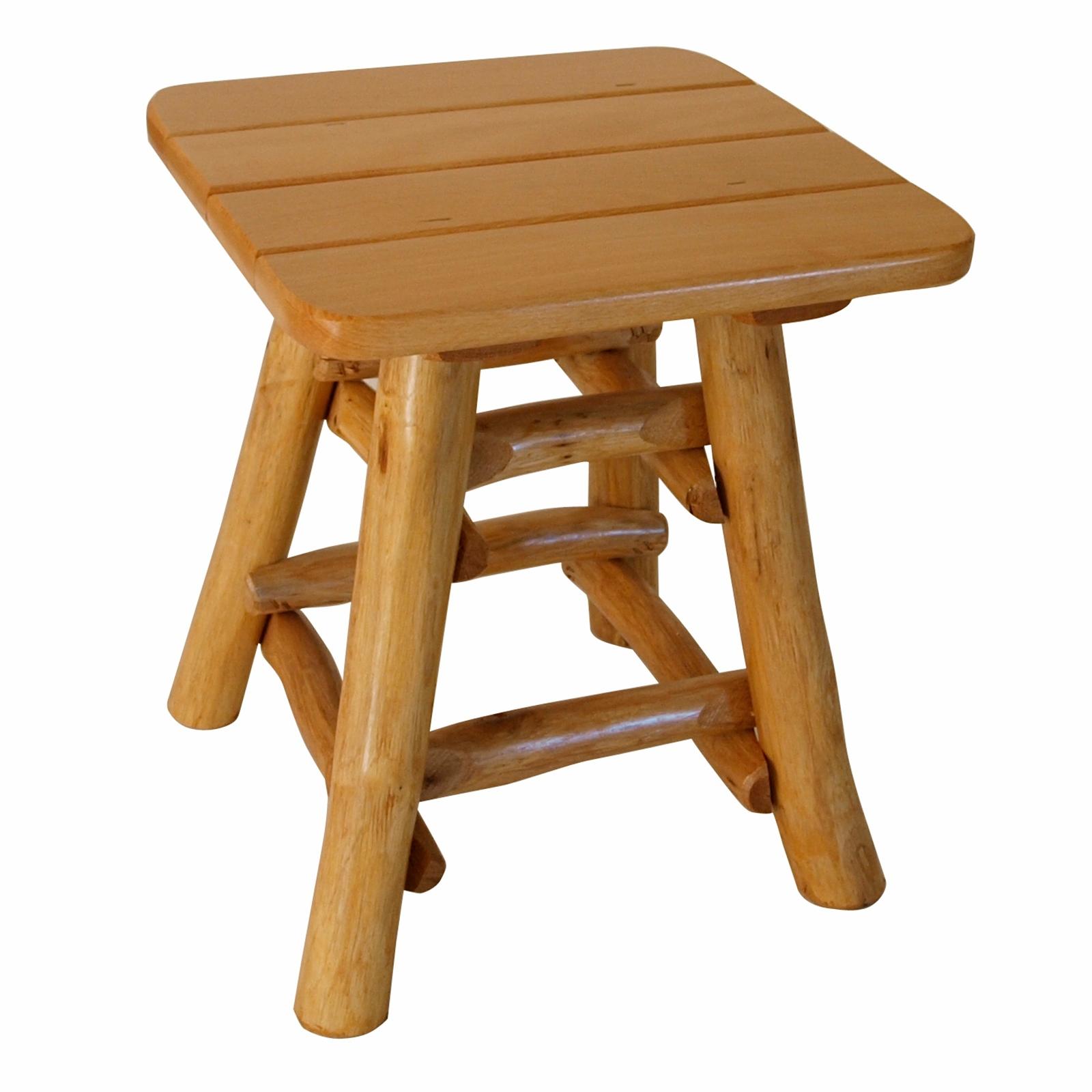 Beeindruckend Stuhl Holz Ideen Von Hocker 40x40x42cm Knüppelholzhocker Holzhocker Schemel Buche Eiche