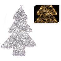Leuchte Weihnachtsbaum 40LED 40cm warmweiß Hängeleuchte Batteriebetrieb Timer