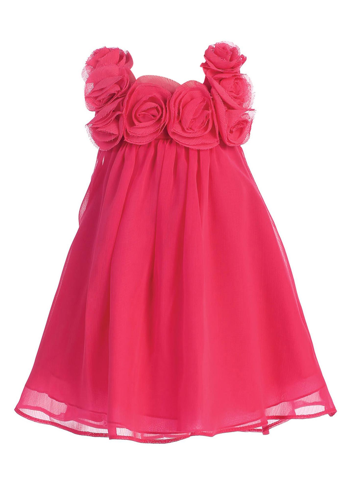 Pinke madchen kleider