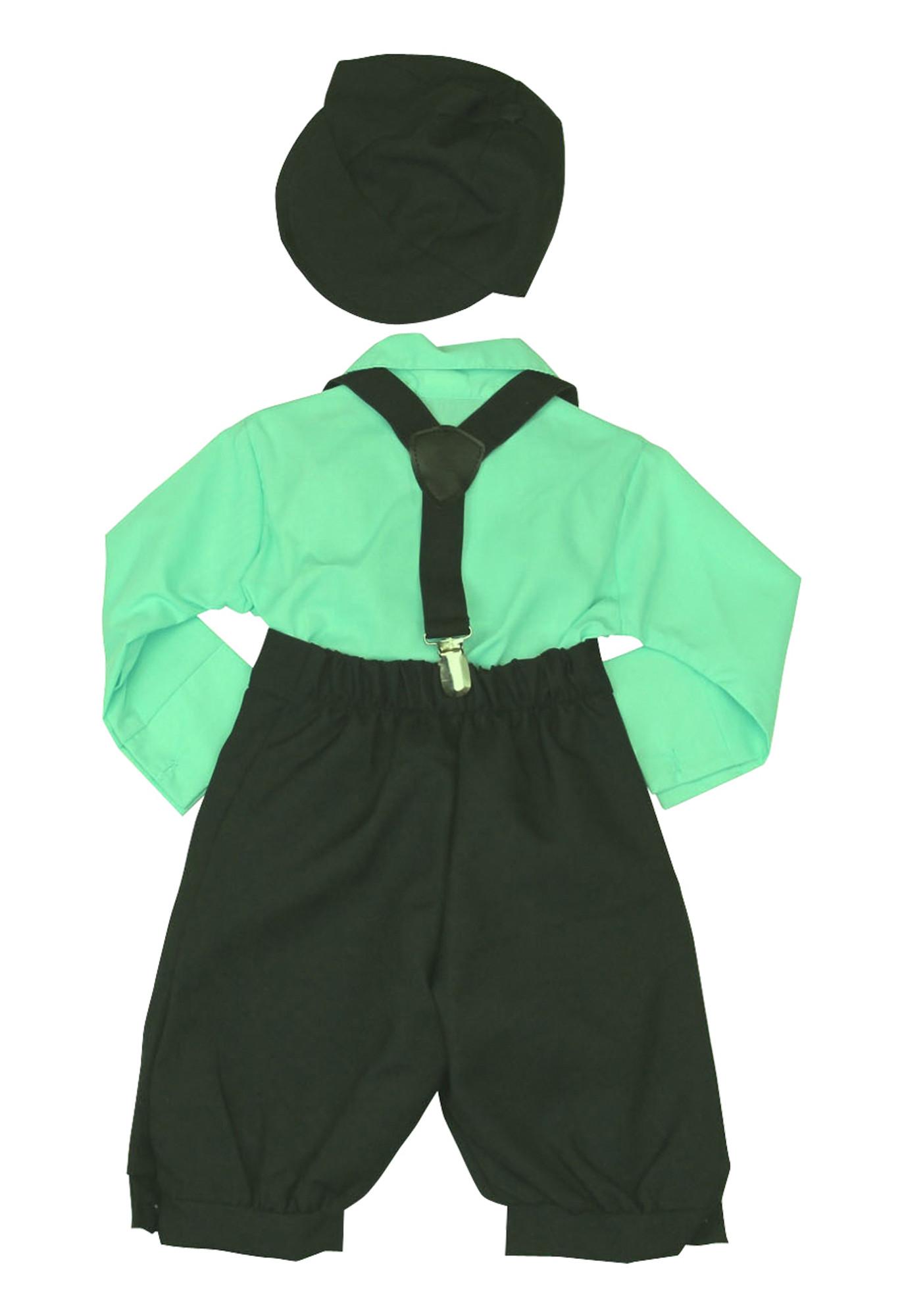 new style 98b65 5a992 BIMARO Baby Jungen Babyanzug Louis Taufanzug schwarz Hemd ...