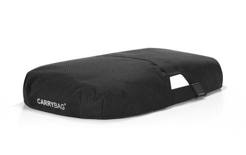 reisenthel SET carrybag 2 Einkaufskorb Korb dots BL7009S + Cover schwarz BP7003 - EXKLUSIVES ANGEBOT ! – Bild 3