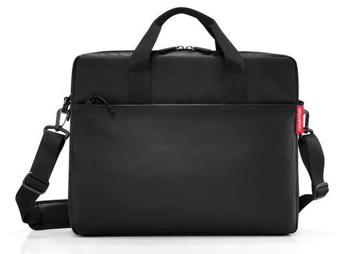 reisenthel workbag Umhängetasche Tasche canvas black schwarz US7047 – Bild 2