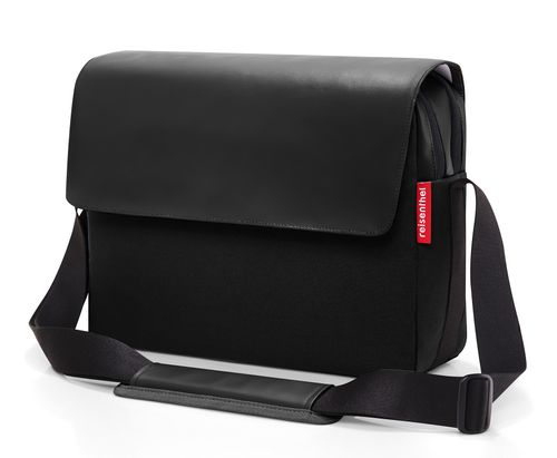 ce27015f4432d reisenthel foldbag Umhängetasche Tasche canvas grey grau UR7050