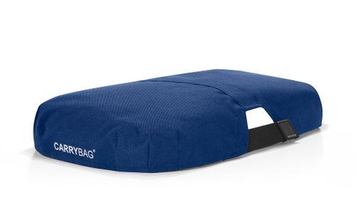 reisenthel SET carrybag 2 Einkaufskorb Korb millefleurs BL6038 + Cover navy BP4005 – Bild 3