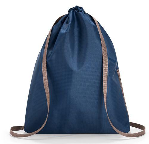 reisenthel mini maxi sacpack Rucksack Kinderrucksack Turnbeutel dark blue blau AU4059 – Bild 1