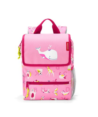 reisenthel backpack kids Rucksack Kinderrucksack abc friends pink IE3066 – Bild 2