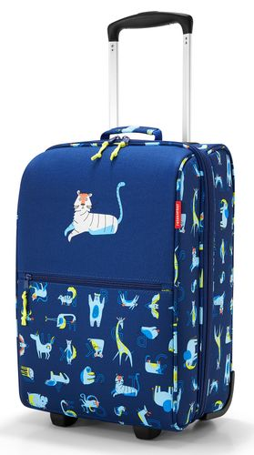 reisenthel trolley XS kids Tasche Reisetasche Kindertasche abc friends blue blau IL4066 – Bild 1