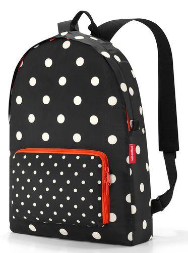 reisenthel mini maxi Rucksack Tasche Tragerucksack Reisetasche mixed dots AP7051 – Bild 1
