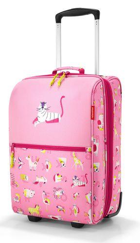reisenthel trolley XS kids Tasche Reisetasche Kindertasche abc friends pink rosa IL3066 – Bild 1