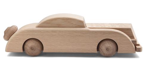 ROSENDAHL Kay Bojesen Limousine Auto Holzauto 32 cm Eiche Holz 39219 – Bild 4