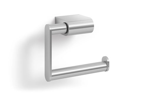 ZACK Toilettenpapierhalter ATORE WC Rollenhalter Edelstahl matt 40433 – Bild 2