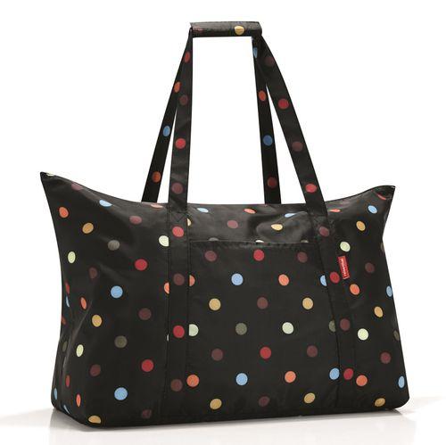 reisenthel mini maxi travelbag Tasche Reisetasche dots Punkte AG7009 – Bild 1