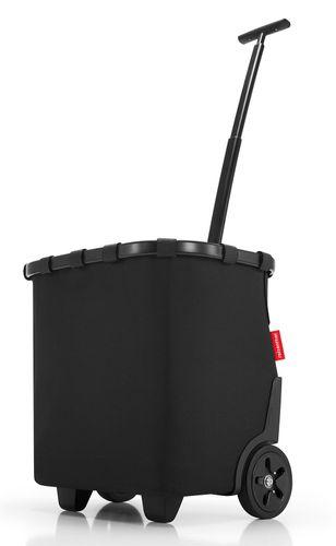 reisenthel carrycruiser Einkaufstasche Einkaufswagen trolley frame black schwarz OE7040 – Bild 1
