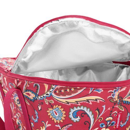 reisenthel Kühltasche insulated coolerbag paisley ruby UH3067 – Bild 4