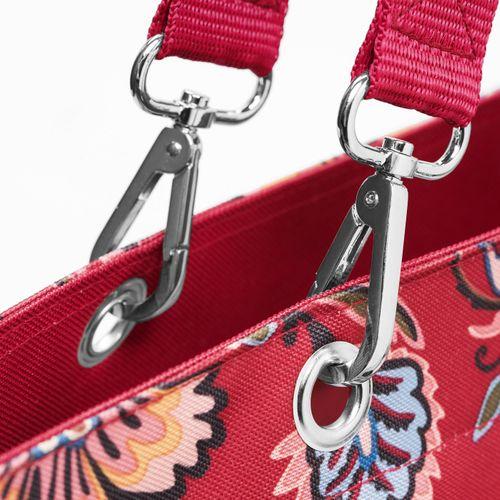 reisenthel Tasche Einkaufstasche Damentasche shopper XL paisley ruby ZU3067 – Bild 4
