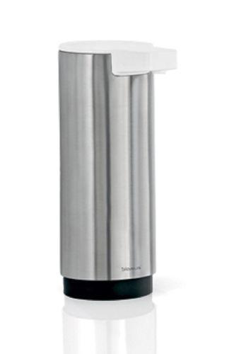 BLOMUS Edelstahl Seifenspender Lotionsspender 130 ml SENTO 68631