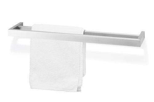 Edelstahl Doppel Handtuchstange LINEA Handtuchhalter ZACK 40393