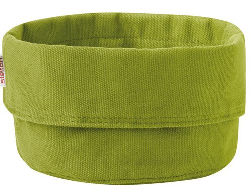 STELTON Design Brottasche Brotkorb Obstkorb groß 23 cm lime/grün 1350-7