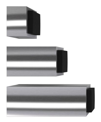 Edelstahl Türstopper Wandtürstopper Türhalter 8,5 poliert ODIN TS603PC – Bild 2
