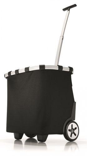 reisenthel carrycruiser Einkaufstasche Tasche Trolley schwarz OE7003
