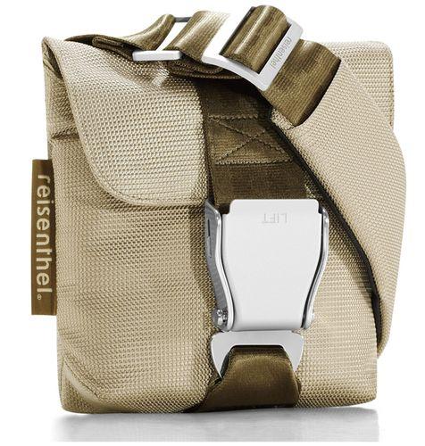 reisenthel airbeltbag schlamm Handtasche Umhängetasche KS6017