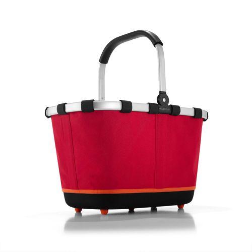 reisenthel carrybag 2 Einkaufskorb Tasche Korb red rot BL3004