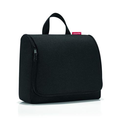 reisenthel toiletbag XL Kosmetiktasche Waschtasche black/schwarz WO7003