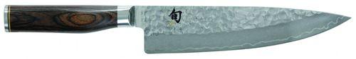 KAI Kochmesser SHUN Premier Tim Mälzer Messer 20 cm Geschenk TDM-1706