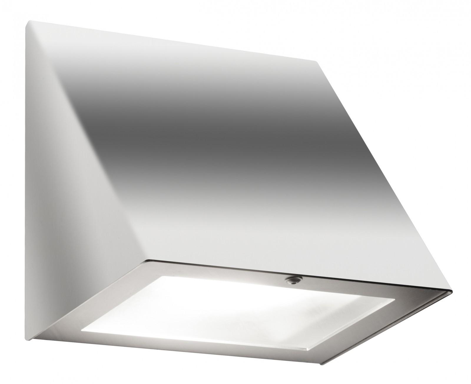 Cmd Edelstahl Led Außenleuchte Wandleuchte Aqua Peso 113 Scharf Metall Design