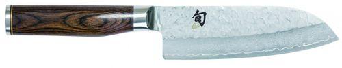 KAI Kochmesser SHUN PREMIER TIM MÄLZER kleines Santoku Messer 14 cm TDM-1727 – Bild 1